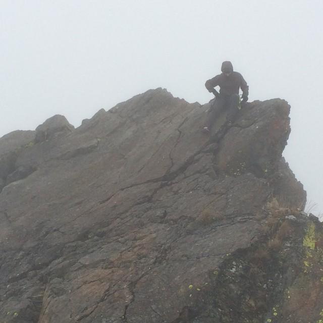 Timbo summit shot